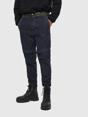 D-Everi JoggJeans 009BI, Blu Scuro - Jeans