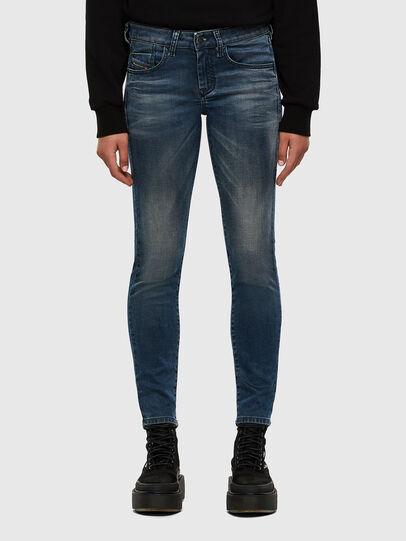 Diesel - D-Ollies JoggJeans® 069NM, Blu medio - Jeans - Image 1