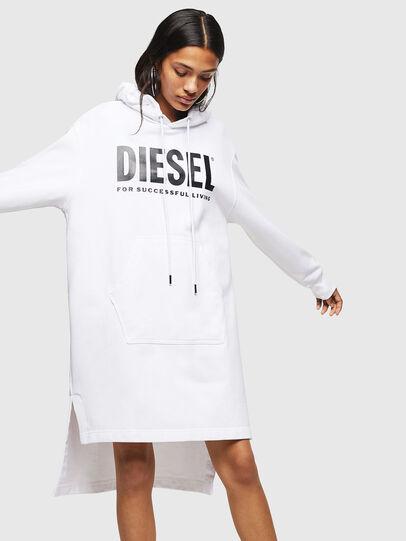Diesel - D-ILSE-T, Bianco - Vestiti - Image 1