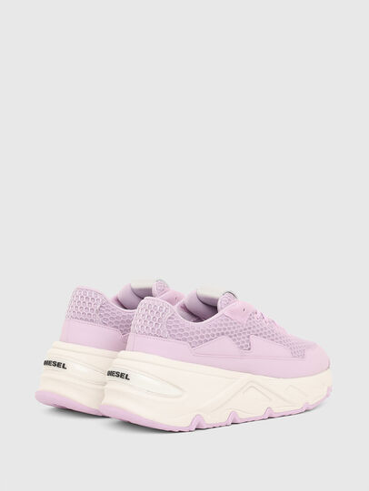 Diesel - S-HERBY LC, Lilla - Sneakers - Image 3
