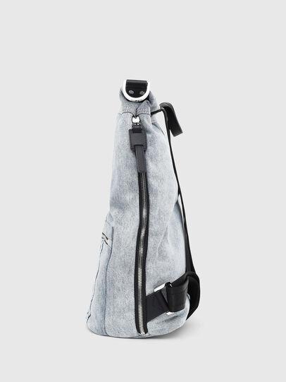 Diesel - SYLE, Grigio Jeans - Zaini - Image 3