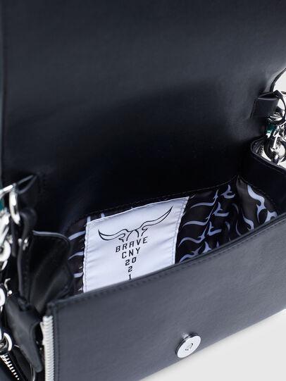 Diesel - CL - YBYS S CNY, Verde Acqua - Borse a tracolla - Image 4