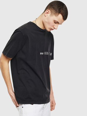 T-JUST-T12, Nero - T-Shirts