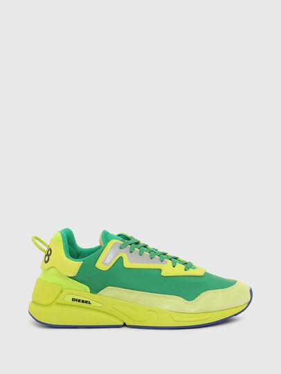 Diesel - S-SERENDIPITY LC, Giallo/Verde - Sneakers - Image 1
