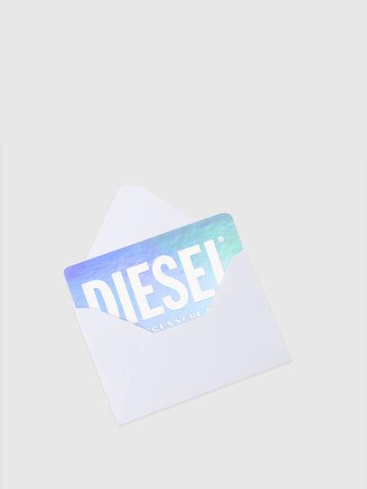 Diesel - Gift card, Bianco - Image 4