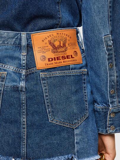 Diesel - DE-DESY-Z1, Blu medio - Vestiti - Image 3