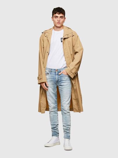 Diesel - D-Reeft JoggJeans® 069UC, Blu Chiaro - Jeans - Image 5