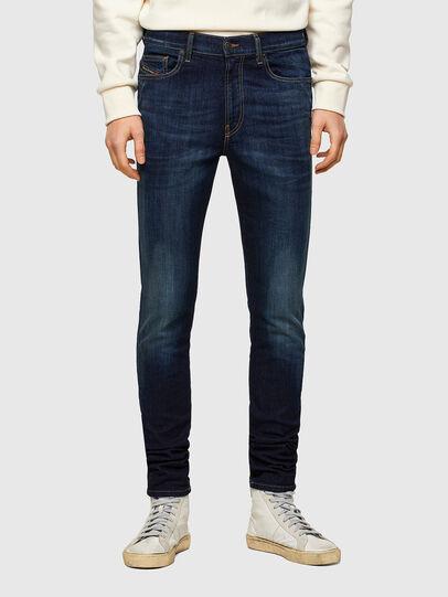 Diesel - D-Amny 069SK, Blu Scuro - Jeans - Image 1