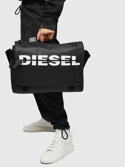 Diesel - F-BOLD MESSENGER II, Nero - Borse a tracolla - Image 6