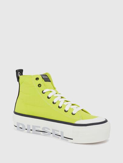 Diesel - S-ASTICO MC WEDGE, Giallo - Sneakers - Image 5