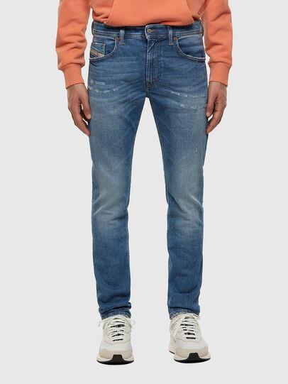 Diesel - Thommer 009ES, Blu Chiaro - Jeans - Image 1
