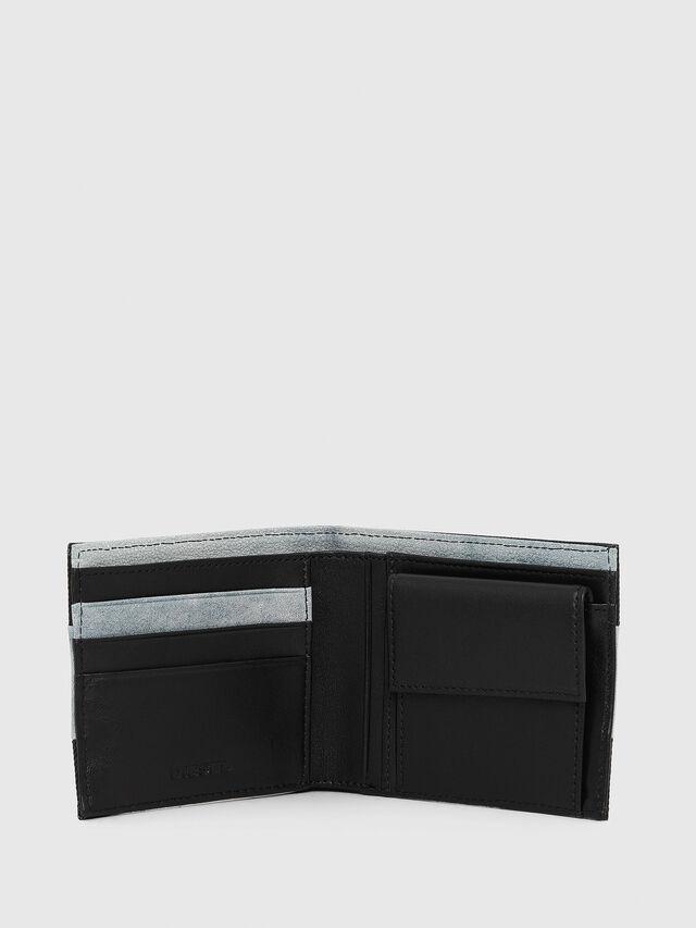 Diesel - HIRESH S, Blu Jeans - Portafogli Piccoli - Image 3