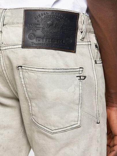 Diesel - D-Kras 009ZC, Grigio Chiaro - Jeans - Image 5