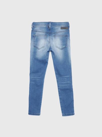 Diesel - D-SLANDY-HIGH-J JOGGJEANS, Blu Chiaro - Jeans - Image 2