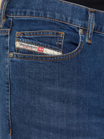 Diesel - D-Luster 009DG, Blu medio - Jeans - Image 5