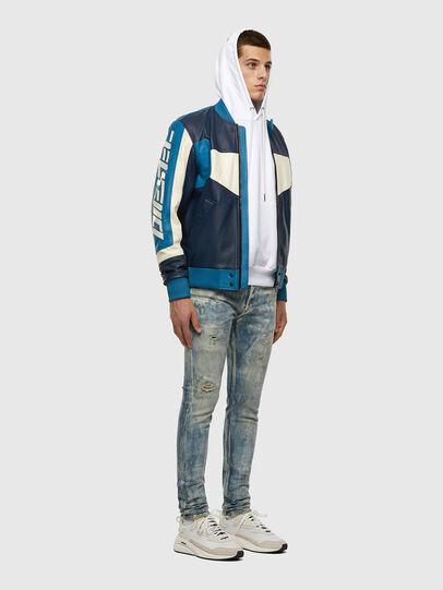 Diesel - Tepphar 009FM, Blu Chiaro - Jeans - Image 7