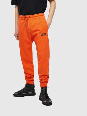 P-TARY-LOGO, Arancione - Pantaloni