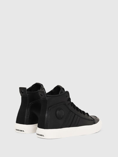Diesel - S-ASTICO MID LACE, Nero - Sneakers - Image 3