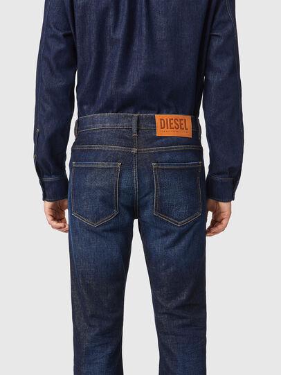 Diesel - D-Vocs 09A12, Blu Scuro - Jeans - Image 4