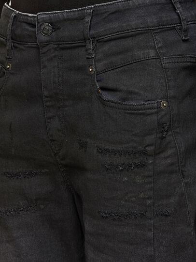 Diesel - FAYZA JoggJeans® 069QL, Nero/Grigio scuro - Jeans - Image 3