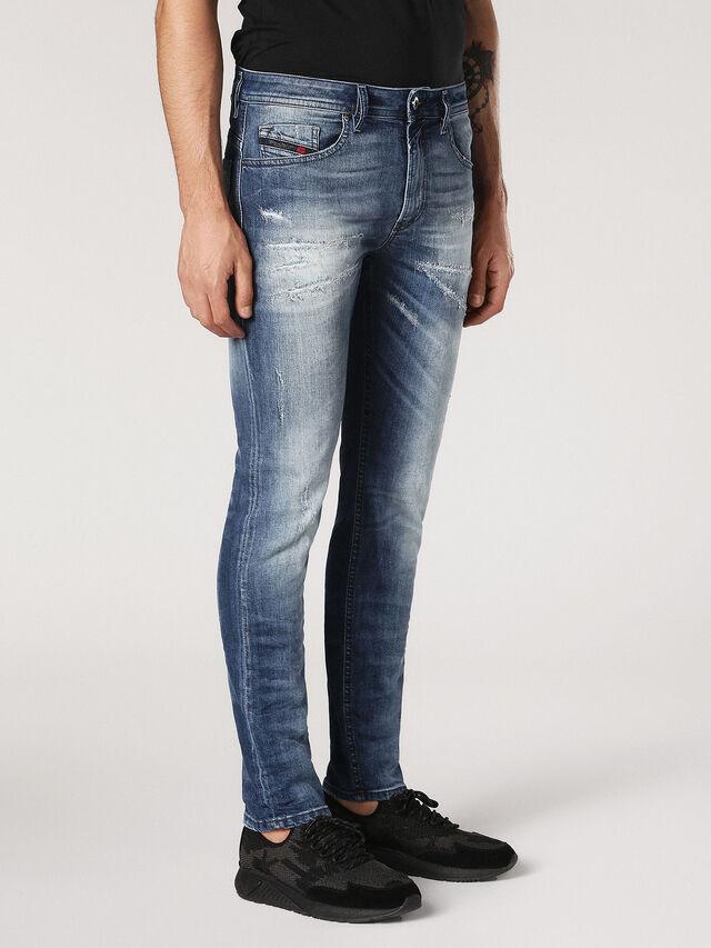 THOMMER 084QW, Blu Jeans