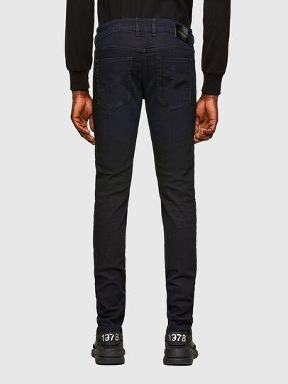 Diesel - Sleenker 0095X, Blu Scuro - Jeans - Image 2