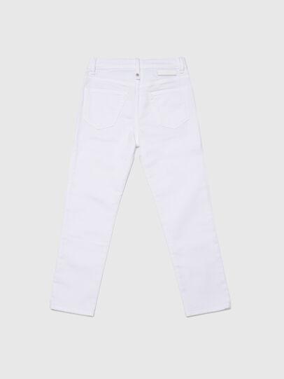 Diesel - MHARKY-J JOGGJEANS, Bianco - Jeans - Image 2