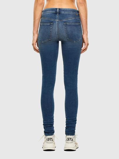 Diesel - Slandy 084NM, Blu medio - Jeans - Image 2