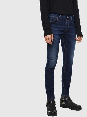 Sleenker 084RI, Blu Scuro - Jeans