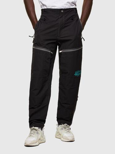 Pantaloni con varie tasche Green Label