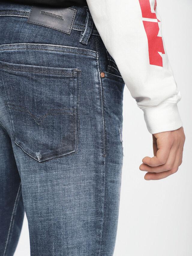 Diesel - Sleenker 084UI, Blu medio - Jeans - Image 6