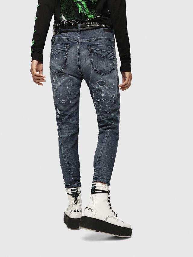 Diesel - Fayza JoggJeans 069CC, Blu Scuro - Jeans - Image 2