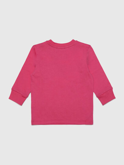 Diesel - TDIEGOCUTYB-FL ML, Rosa - T-shirts e Tops - Image 2