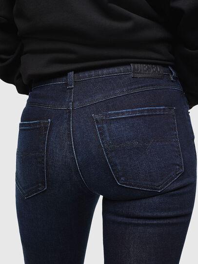 Diesel - Sandy 083AG, Blu Scuro - Jeans - Image 5