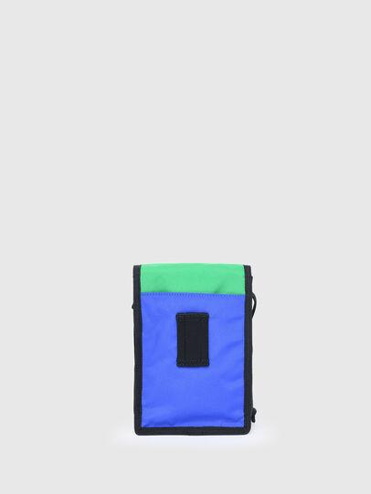 Diesel - ANKO WP, Verde/Blu - Borse a tracolla - Image 2