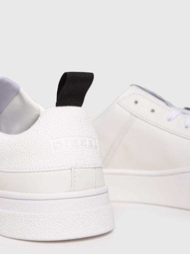 Diesel - S-CLEVER LOW, Bianco - Sneakers - Image 4