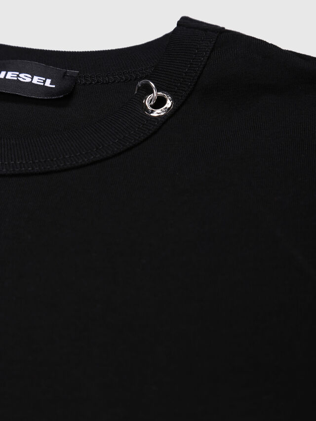 Diesel - TOCLE, Nero - T-shirts e Tops - Image 3