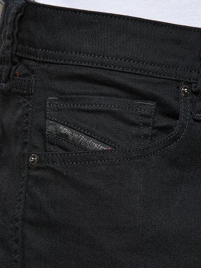 Diesel - Larkee-Beex 0688H, Nero/Grigio scuro - Jeans - Image 3