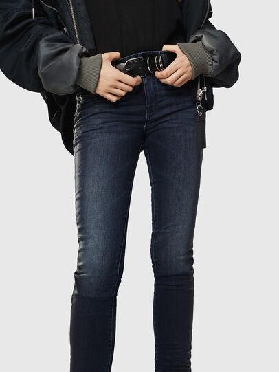 Diesel - D-Ollies JoggJeans 069JY, Blu Scuro - Jeans - Image 3