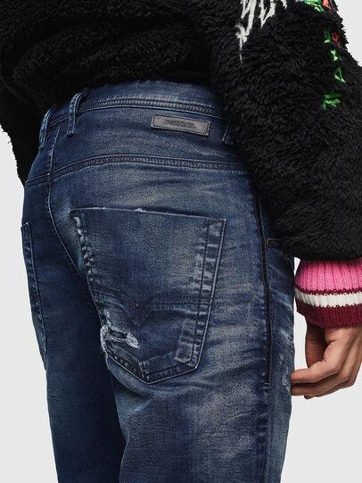 Diesel - Krooley JoggJeans 069JE, Blu Scuro - Jeans - Image 5