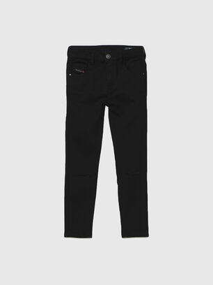 D-SLANDY-HIGH-J-SP, Nero - Jeans