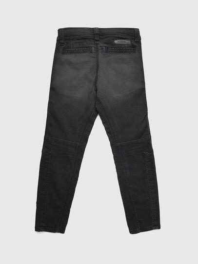 Diesel - D-EARBY JOGGJEANS-J, Nero - Jeans - Image 2