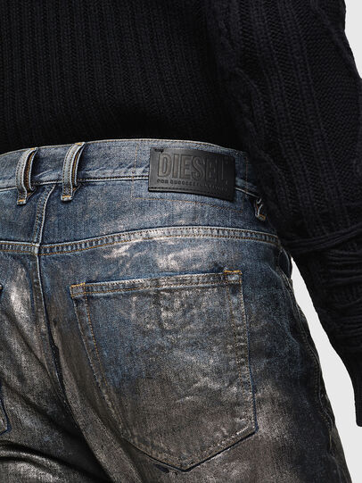 Diesel - D-Vider 0091J, Blu medio - Jeans - Image 5
