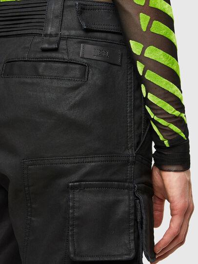 Diesel - D-Kiki JoggJeans® 069TU, Blu Scuro - Jeans - Image 5