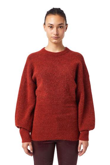 Pullover in misto alpaca