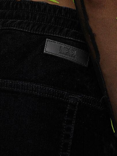 Diesel - Krailey JoggJeans® 069TB, Nero/Grigio scuro - Jeans - Image 4