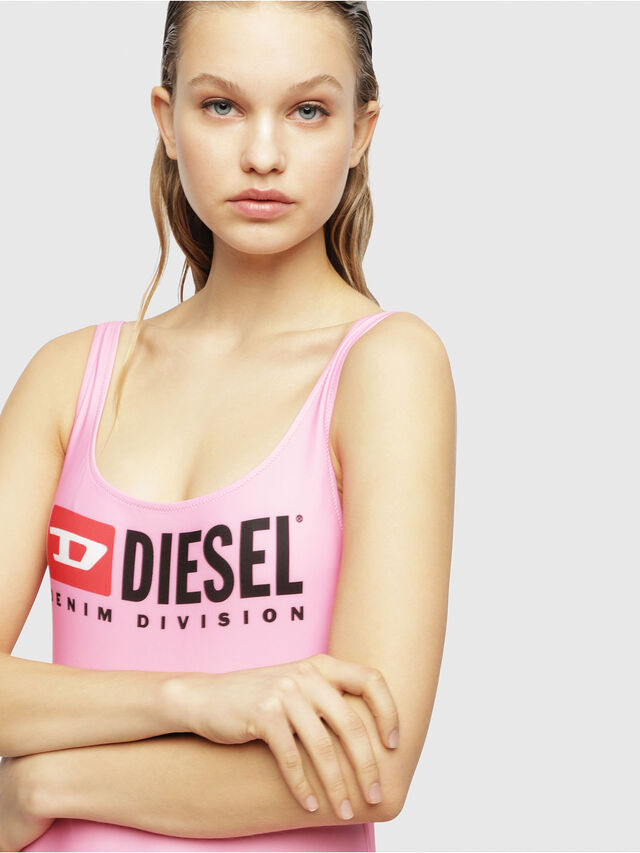 Diesel - BFSW-FLAMNEW, Rosa - Costumi - Image 3