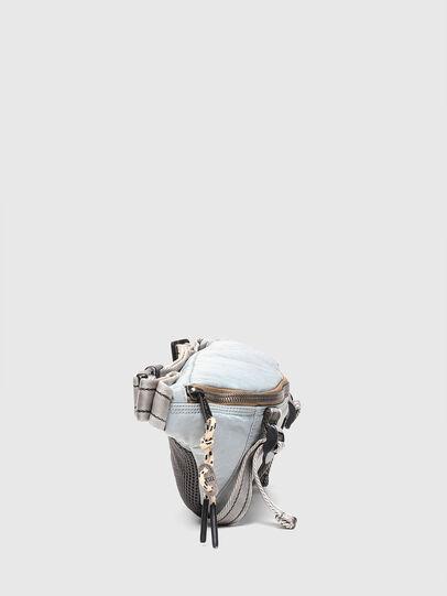 Diesel - MHAIR TP, Azzurro - Marsupi - Image 3