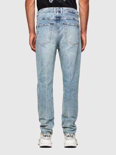 Diesel - D-Vider 009JR, Blu Chiaro - Jeans - Image 2