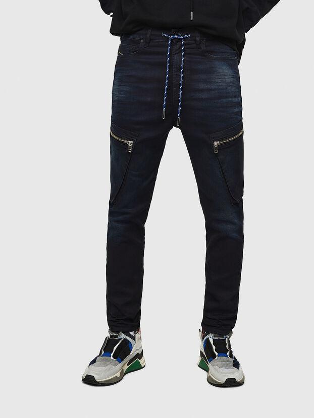 D-Vider JoggJeans 069IC, Blu Scuro - Jeans